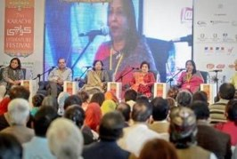 A not-so-funny comedy of errors at KLF's Urdu Digests session
