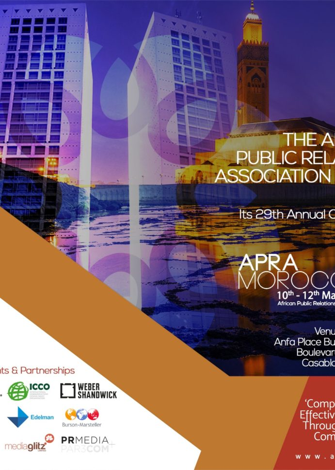 APRA to hold 29th Annual Conference in Morocco