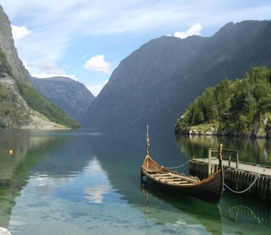 Valley of Vikings in Norway