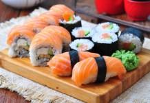 Sushi in Oslo