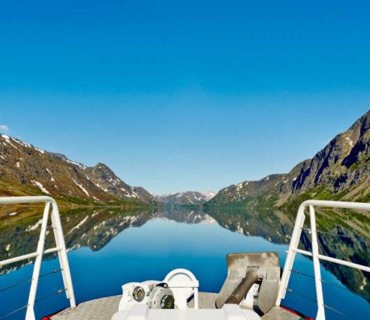 Experience a Norwegian Lake Boat This Summer