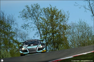 Blancpain Sprint Series: Brands Hatch, Qualifying, Vanthoor Takes Pole – dailysportscar.com