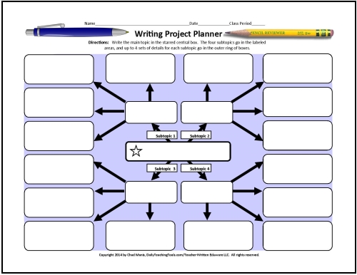 project planners and organizers