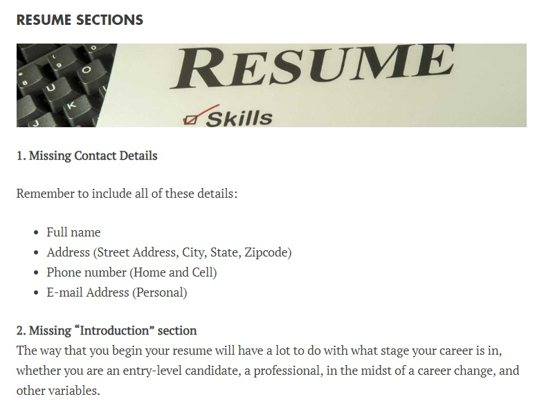 10+ Tools and Resources to Write the Perfect Resume - Perfect Resume