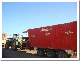 The Feed Wagon