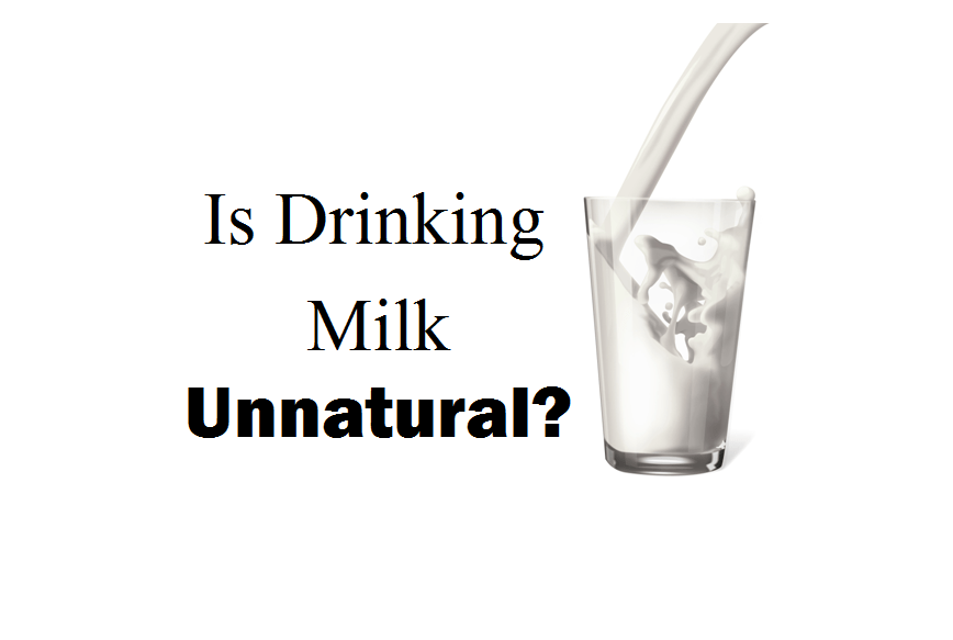 nobody likes drinking bad milk