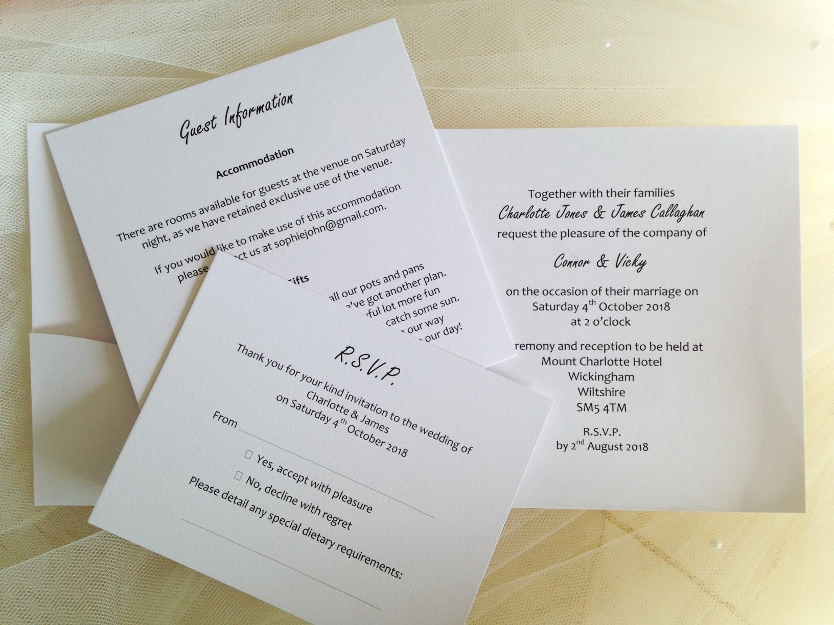 Best Place To Print Wedding Invitations - Menshealtharts