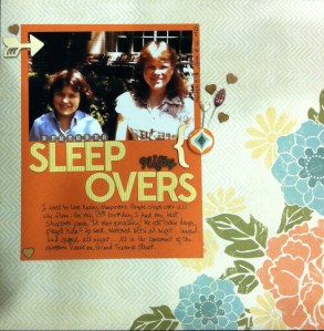 LOAD514 – Day Two, Remember Sleepovers