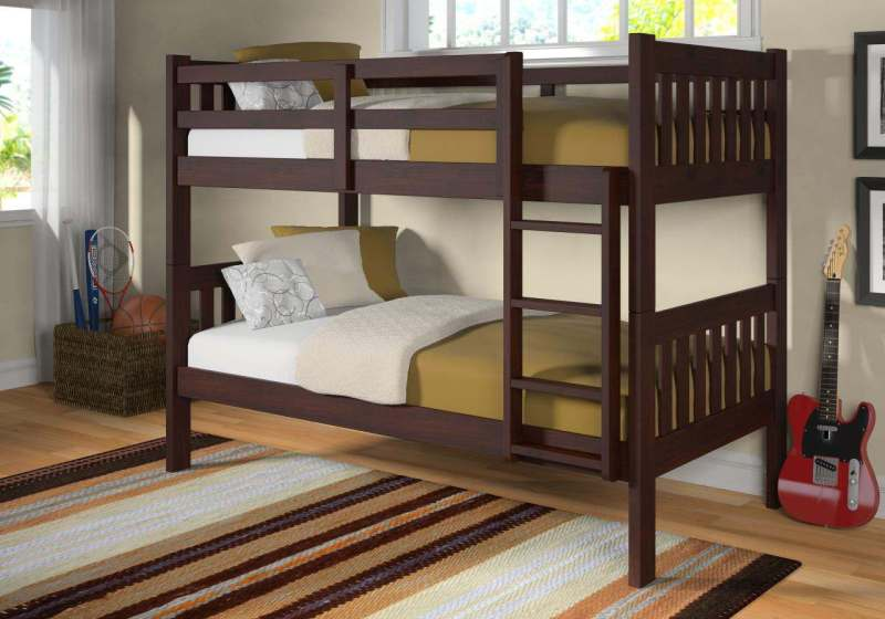 Large Of Wooden Bunk Beds