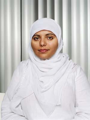 Shaista 'Aziz
