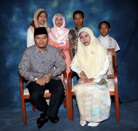 Keluarga Hidayat Nur Wahid