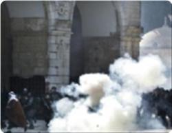 Bentrokan di Al-Quds