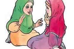 Muslimah dialog simpatik