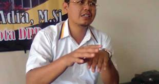 Wakil Ketua Komisi V DPR RI Yudi Widiana Adia (Sentana Online)