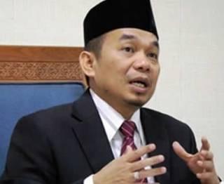 K.H. Jazuli Juwaini, Lc. MA., anggota Komisi II DPR RI.