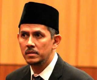 Direktur Direktorat Jenderal Penyelenggaraan Ibadah Haji dan Umroh Kementerian Agama, Anggito Abimanyu. (Jurnal Haji Umrah)