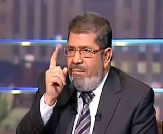 Presiden Mesir Muhammad Mursi. (inet)