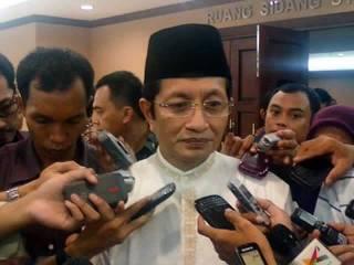 Wakil Menteri Agama Nasarudin Umar. (TRIBUNNEWS.COM/YOGI GUSTAMAN)