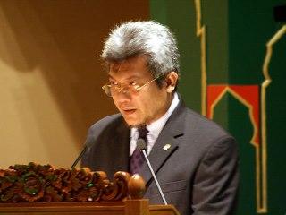 Ketua Umum Partai Bulan Bintang (PBB), MS Kaban. (iisd.ca)