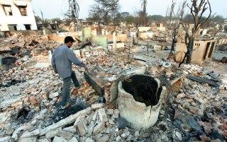 Kerusuhan Myanmar
