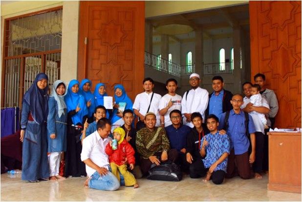 Acara Semarak Milad Perdana Indonesia Tanpa JIL Bekasi #SMART di Universitas Islam 45 Bekasi pada tanggal 31 Maret 2013. (Dok ITJ Bekasi)
