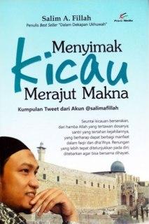 "Cover buku ""Menyimak Kicau Merajut Makna""."