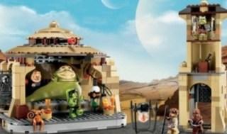 Jabba The Hutt, Mainan Lego yang Ditarik dari Pasaran