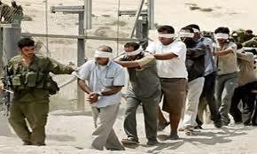 tawanan palestina