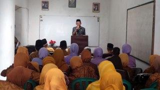 Halal bihalal Wakil Walikota Bogor Achmad Ru'yat dengan Pepabri di Sekretariat DPC Pepabri jalan Semboja no 6, Kota Bogor pada Selasa (20/8/13). (ist)