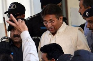 Pervez Musharraf, mantan presiden Pakistan (inet)