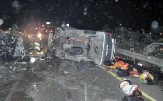 Kondisi korban kecelakaan maut Jagorawi yang melibatkan Dul 'Ahmad  Dani'