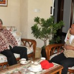 Silaturahim dgn Duta Besar RI utk Kenya