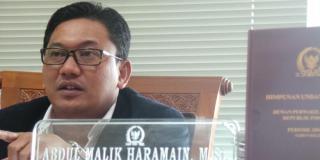 Ketua DPP PKB Abdul Malik Haramain
