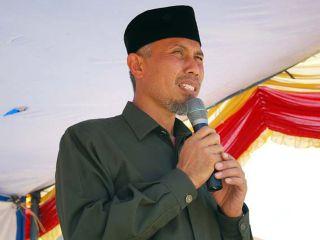 Mahyeldi Ansharullah. Calon Walikota Padang