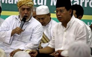 Al Habib Sayyid Achmad Barakba (foto: okezone)