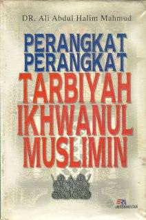 "Cover buku ""Perangkat-Perangkat Tarbiyah Ikhwanul Muslimin""."