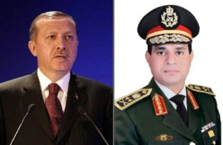 Erdogan dan As-Sisi
