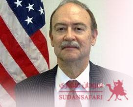 Joseph Stafford, mantan dubes Amerika di Khartoum, Sudan (sudansafari)