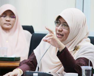 Wakil Ketua Komisi VIII DPR RI Ledia Hanifa Amaliah (Foto: kabarpks.com)