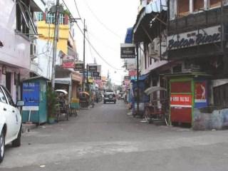 Lokalisasi Gang Dolly Surabaya - Foto: muslimedianews.com