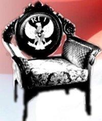 Kursi Presiden 2014 - Ilustrasi (Foto: rmol.co)