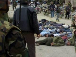 Para tahanan yang diperlakukan kejam oleh rejim Basyar Asad (islammemo)