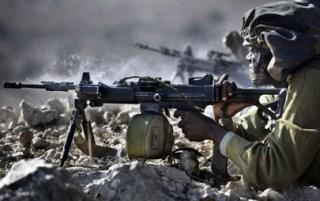 Latihan militer Israel (arsip paltimes)