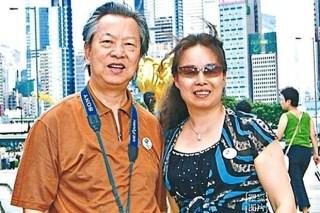 Liu Rusheng  dan Istrinya Bao Yuanhua salah satu penumpang MH 370 yang sampai saat ini masih menjadi misteri - Foto: newswatch.us