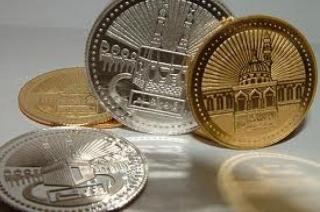 Emas dan Perak - Ilustrasi (Foto: rimanews.com)