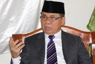 Haji Murad Ibrahim, pimpinan MILF (aa.com.tr)