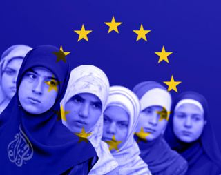 Muslimah Eropa (aljazeera.net)