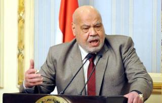 Ahmad Maky, mantan Menkeh zaman Presiden Mursi (ahramgate)