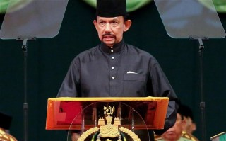 Sultan Hassanal Bolkiah - (Foto: telegraph.co.uk)