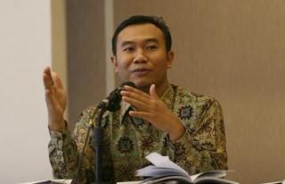 Komisioner KPU Sigit Pamungkas - satuharapan.com